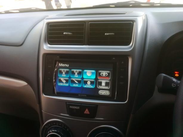Gambar bagian interior mobil Toyota Avanza