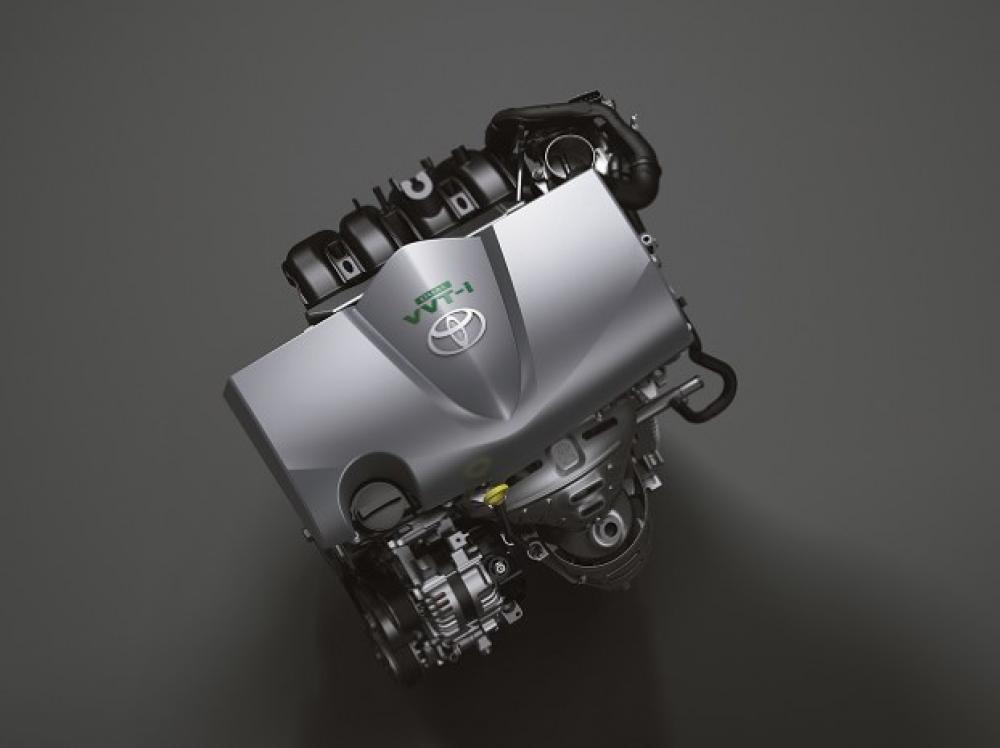 Gambar bagian mesin mobil Toyota Vios