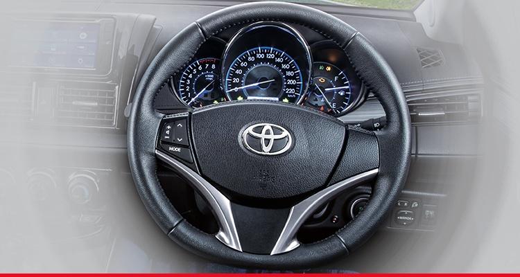 Gambar bagian setir mobil Toyota Vios
