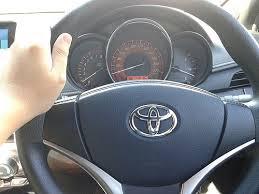 Gambar bagian setir mobil Toyota Yaris