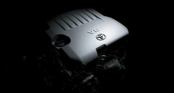 Mesin Toyota Alphard 3.5 Q akan dipadukan dengan sistem transmisi 8 tingkat percepatan otomatis
