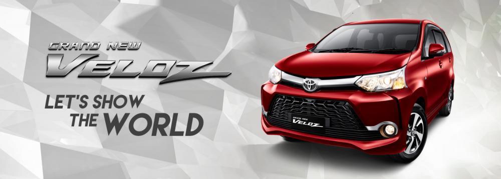 Tampilan Toyota Veloz 2015 mengusung tampilan yang lebih segar dan stylish