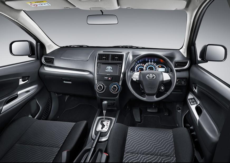 Interior Toyota Veloz tipe 1.5 Liter mengusung fitur lengkap dan mumpuni