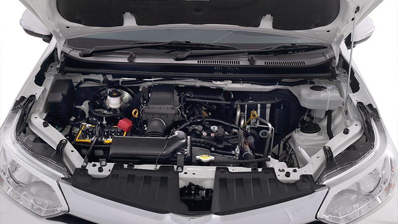 Mesin Toyota Veloz menawarkan dua pilihan tenaga meliputi 1.3 Liter dan 1.5 Liter