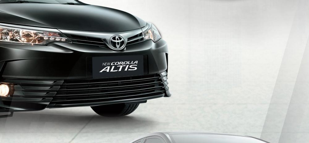 Gambar mobil Toyota Corolla Altis Varian Altis Tipe G