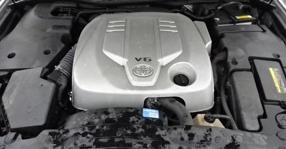 Toyota Crown Punya MEsin V6 Di Dua Varian Crownnya