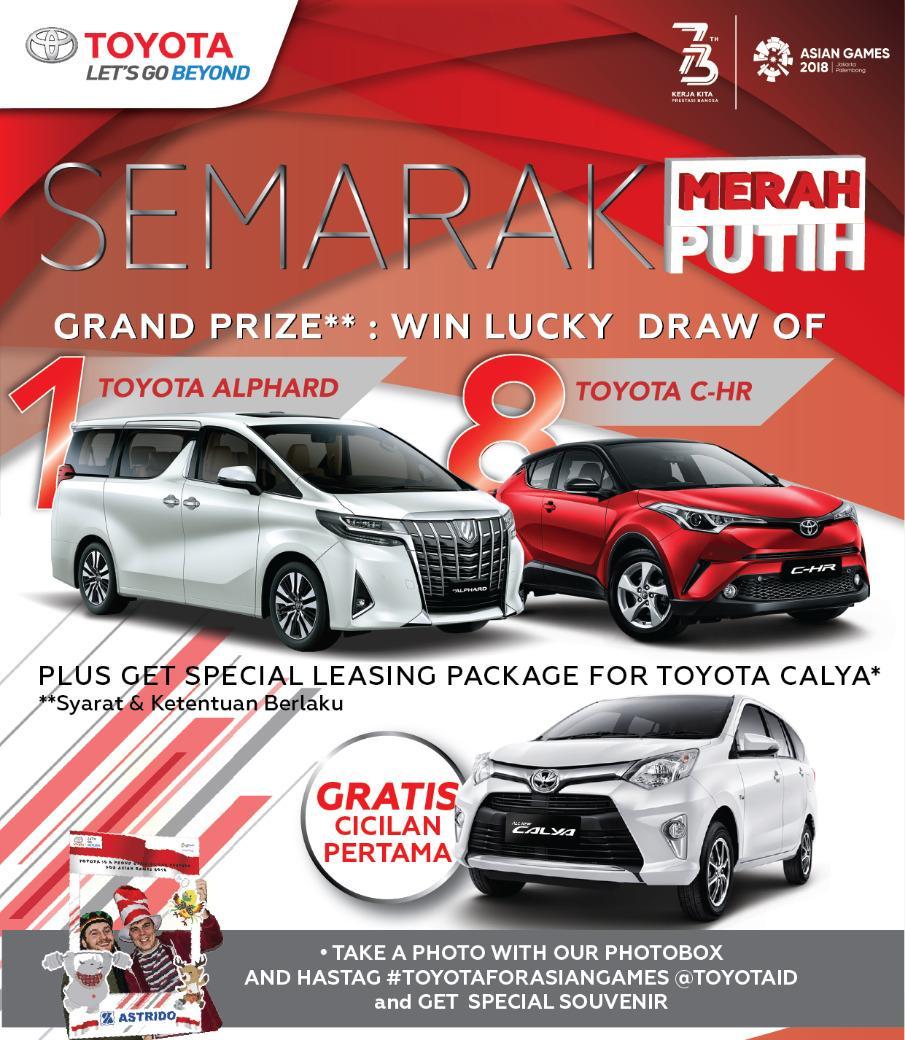 Program dan promo Toyota Corolla Altis tawarkan hal menarik untuk bulan ini