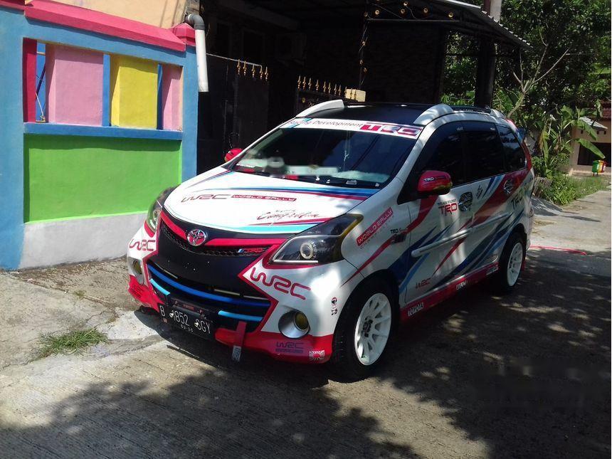 900 Modifikasi Mobil Toyota Avanza Veloz Putih HD Terbaru