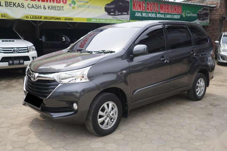 Toyota Avanza G 2017 Dijual 351893
