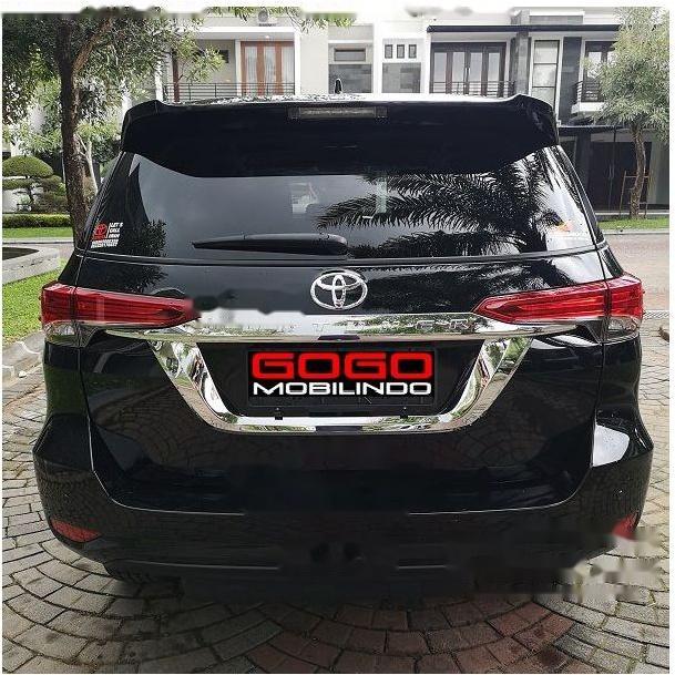 Toyota Highlander Wiki >> Toyota Fortuner 2018 Dijual Cepat 432038