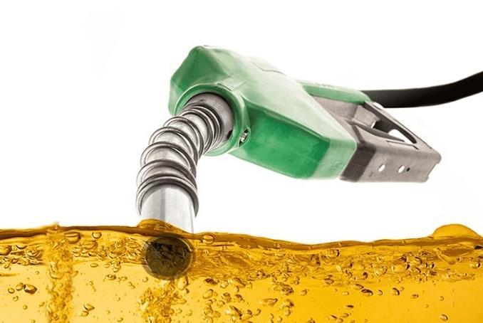 Gambar ini menunjukkan sebuah isustrasi alat pengisi bahan bakar dicelpin pada air yang penuh