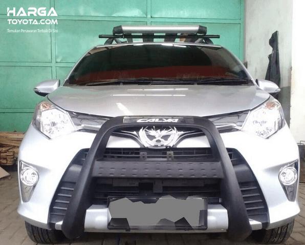 53 Gambar Modifikasi Mobil Toyota Calya Gratis