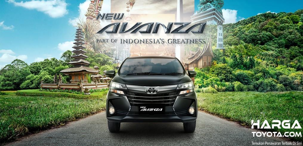Toyota Avanza 2019 memiliki wajah yang lebih garang dengan mengadopsi desain mirip Toyota Voxy