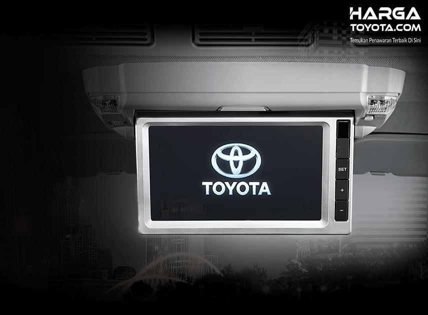 Toyota Avanza Veloz 1.5 Liter 2019 berdiri sebagai varian paling tinggi