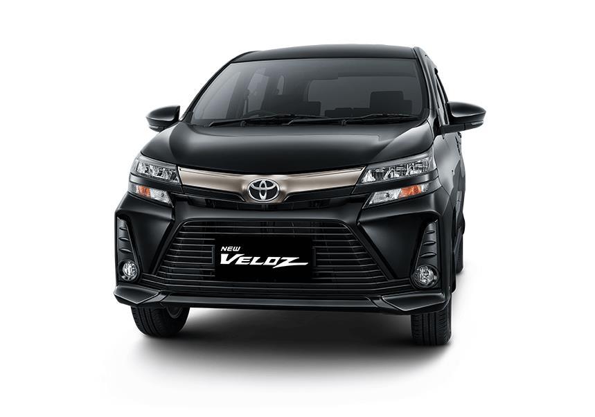 Toyota Avanza Veloz 1.3 Liter 2019 memberi perubahan khususnya dalam hal wajah