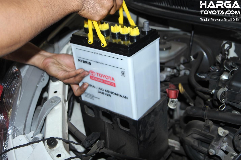 Informasi Kode Aki Mobil Toyota