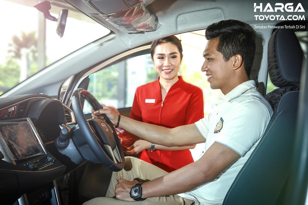 Promo Toyota Auto2000 April 2019 khusus pembelian Yaris terbaru