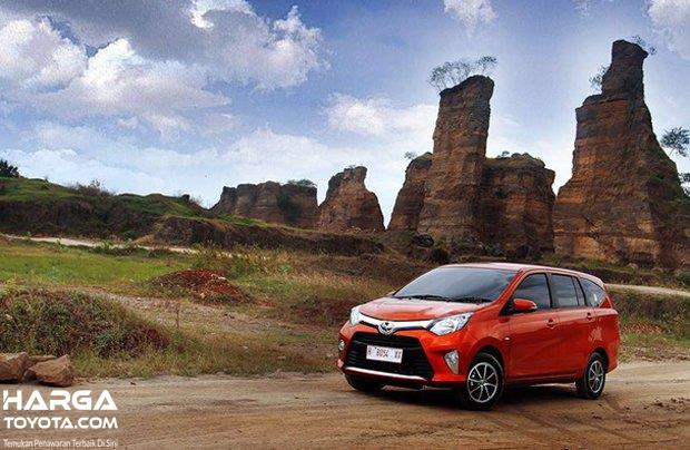 Performa Toyota Calya terbilang unggul berkat mesin DOHC Dual VVT-i