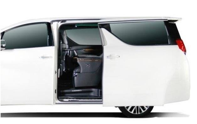 Sliding Door Toyota Alphard seringkali mengalami kendala khususnya pada versi bekas, cek kondisinya lebih detail