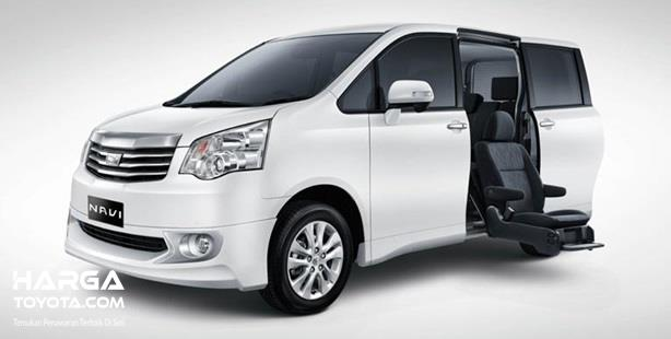 Sliding Door Toyota Nav1 seringkali bermasalah, sehingga lebih baik dipantau lebih lanjut sebelum membeli versi bekasnya