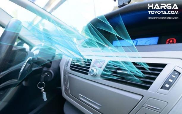 AC Mobil tentu harus diberikan perawatan lebih lanjut supaya kualitas udara dingin yang dihasilkan terjaga