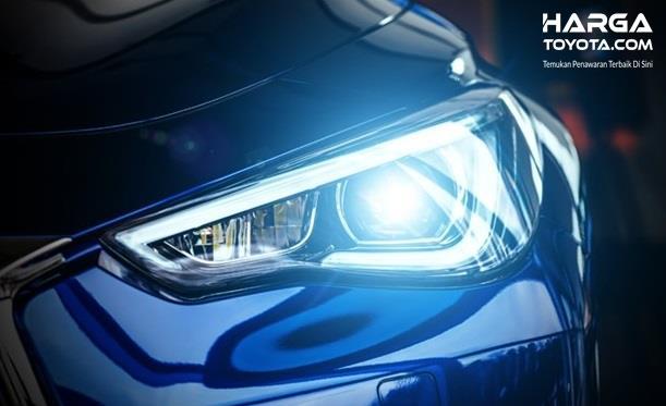 Lampu HID atau lampu Xenon adalah lampu yang punya intensitas cahaya mumpuni dan punya tingkat konsumsi daya rendah