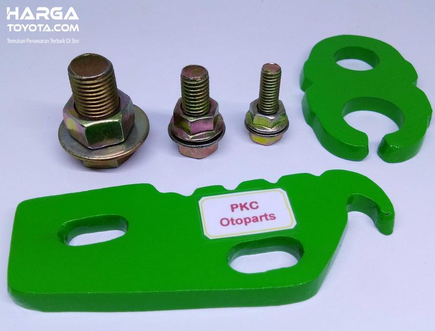 Gambar ini menunjukkan komponen tambahan PKC Otoparts