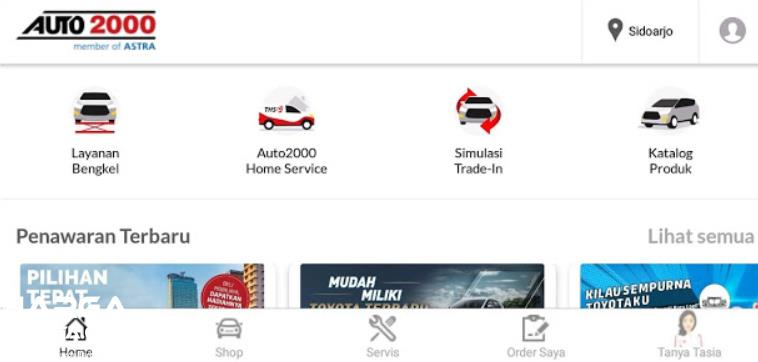 Gambar ini menunjukkan Home Auto2000 Digiroom