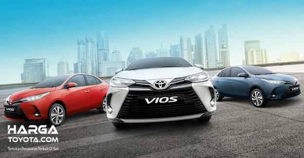 Gambar menunjukkan mobil yang bisa Anda membeli dengan dana Rp 250 jutaan