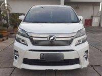 Toyota Vellfire ZG 2012 MPV