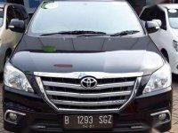 Jual Toyota Innova  2000Cc AT 2015 hitam