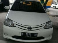 Dijual Mobil Toyota Etios Valco E Tahun 2013