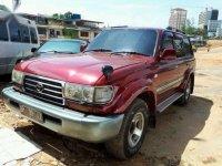 Jual Toyota Land Cruiser 1995
