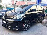 Jual Toyota Alphard 2.4 GS edition Premium Sound A/T 2013