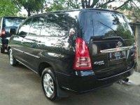 Jual Toyota Kijang innova V Tahun 2005 Black