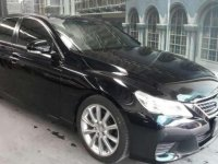 Toyota Mark X 2.5 Matic 2012