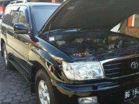 Dijual Mobil Toyota Land Cruiser 42000 VX Limited Tahun 2002