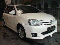 Toyota Etios Valco G 1.2 Manual Putih 2013
