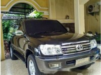 Toyota Land Cruiser V6 4.2 Automatic 2003 SUV