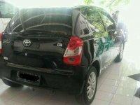 Jual Toyota Etios Valco 1.2 E MT  2013