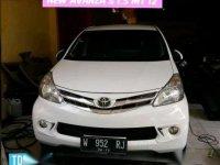 Dijual mobil Toyota New Avanza S 1.5 MT 2012 Kredit Proses Cepat