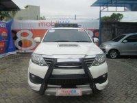 Dijual Mobil Toyota Fortuner G Tahun 2014