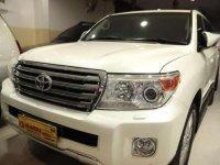 Toyota Land Cruiser 4.5 V8 Diesel Tahun 2012 Automatic