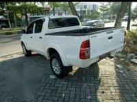 Toyota Hilux 2013 Putih