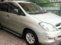 Dijual Mobil Toyota Innova 2.0  Tahun 2005 Full Ori Istimewa Bandung