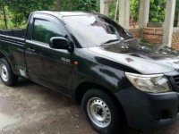Toyota Hilux Pick-up Tahun 2012