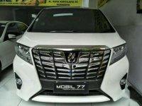 Toyota Alphard 2.5  G 2016