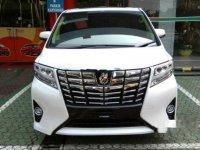 Toyota Alphard X 2017