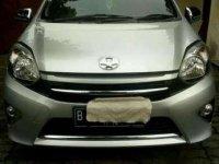 Dijual Mobil Toyota Agya G Tahun 2014