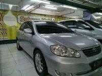 Toyota Altis Tahun 2004 Silver